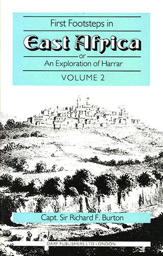 First Footsteps in East Africa Vol II by RICHARD BURTON
