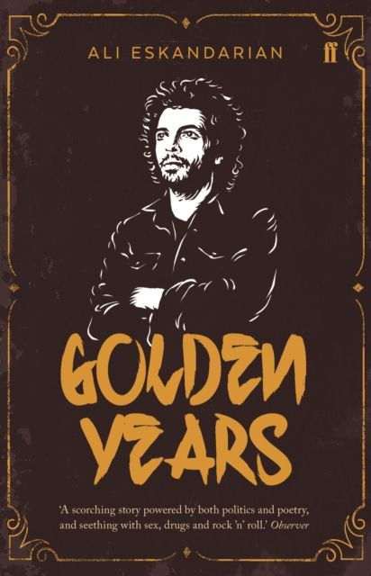 Golden Years By.  Ali Eskandarian