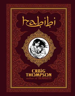 Habibi By.  Craig Thompson