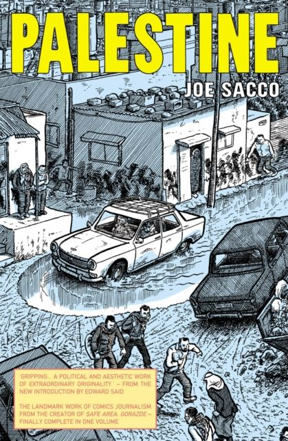 Palestine By author: Joe Sacco