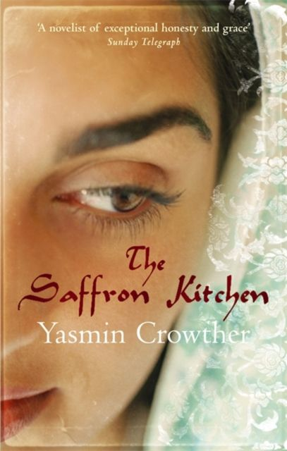 Saffron Kitchen By.  Yasmin Crowther