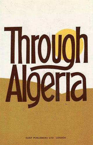 Through Algeria by MABEL S. CRAWFORD